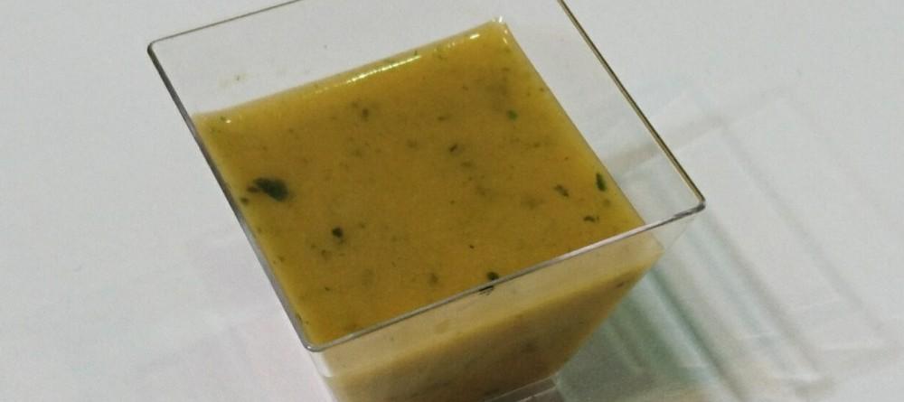 Recette GEMRCN - Nectar d'abricot au basilic - VICI..